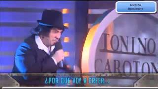 Ricardo Boquerone-Tonino Carotone: Me cago en el amor JoseMota