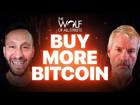 Buy More Bitcoin   Michael Saylor, CEO Of MicroStrategy