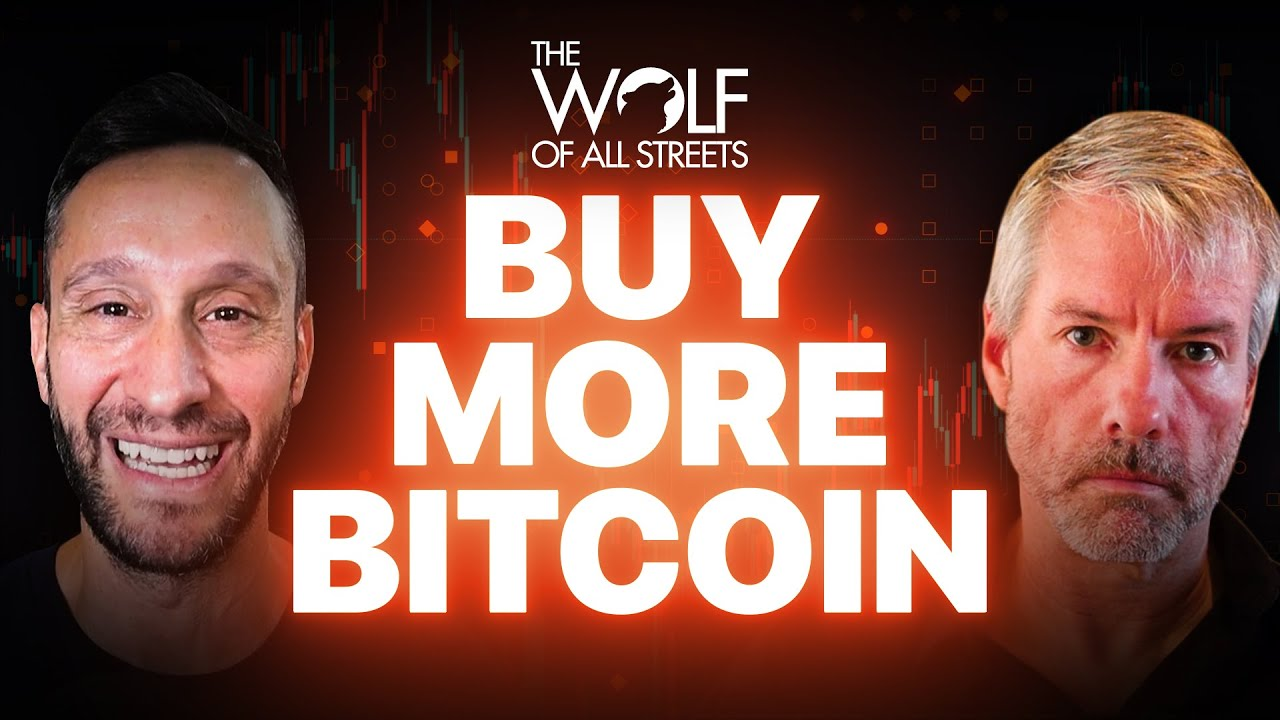 Download Buy More Bitcoin   Michael Saylor, CEO Of MicroStrategy