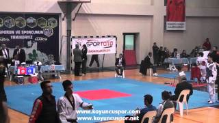 1042 46kg Ankara vs İzmir vs Maclar