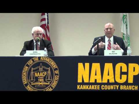 Kankakee County State's Attorney candidate's forum