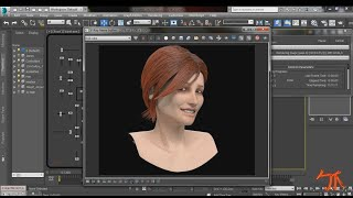 Facial Rig in 3ds max - Showreel -- By 勹oe 爪i†chell