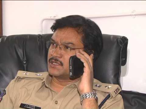IPS Officer Ranganath ! Traffic DCP Hyderabad
