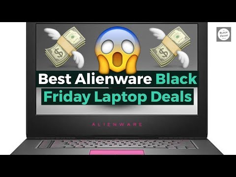 Best Alienware Black Friday Laptop Deals | #Trending #BlackFriday  #Deals