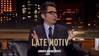 LATE MOTIV - Berto Romero. Niños, troyanos, rimas y penes | #LateMotiv87