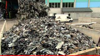 Elektroschrott - eine Rohstoffinsel
