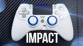 The Scuf Impact Controller is Different but Amazing