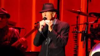 Leonard Cohen - Closing Time (Vienna 2013)
