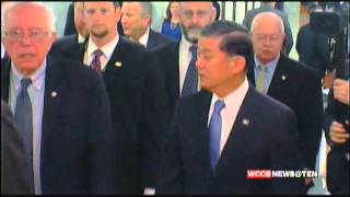 WCCB:  Congressman Pittenger reacts to resignation of VA Secretary Shinseki