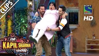 Golden Chance to lift Bumper Lottery -The Kapil Sharma Show- Episode 27- 23rd July 2016