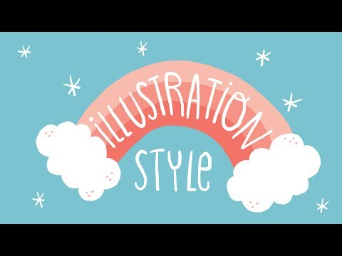 The Amazing Journey of finding Our Own Illustration Style PART ONE ~ Frannerd