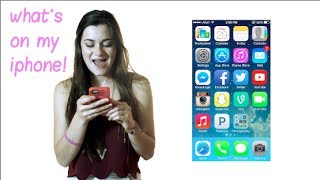 What's on my iPhone 5! Thumbnail