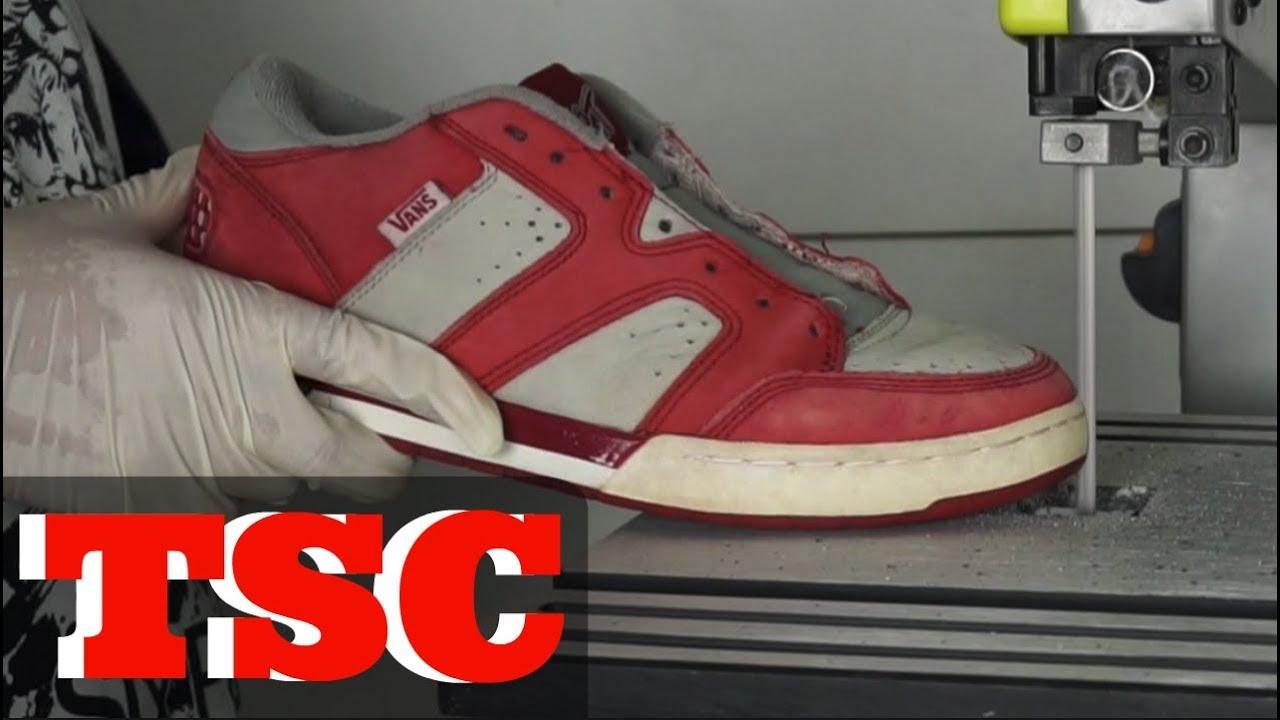 246387546278 The Sneaker Chop Vans Dr.T by Tony Trujillo - YouTube