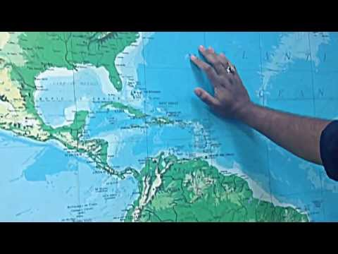 Jim gives you a tour of the Americas