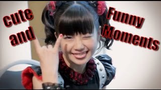 Compilation of cute and funny moments of Yui Mizuno from Babymetal....