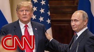 Trump is inviting Putin to the White House thumbnail
