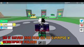 Roblox How to copy maps [SYNAPSE X] [WORKING] [2/2]