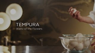 """TEMPURA""-BEER BOTTLE ORCHESTRA by Bottle Boys × Iron chefs 