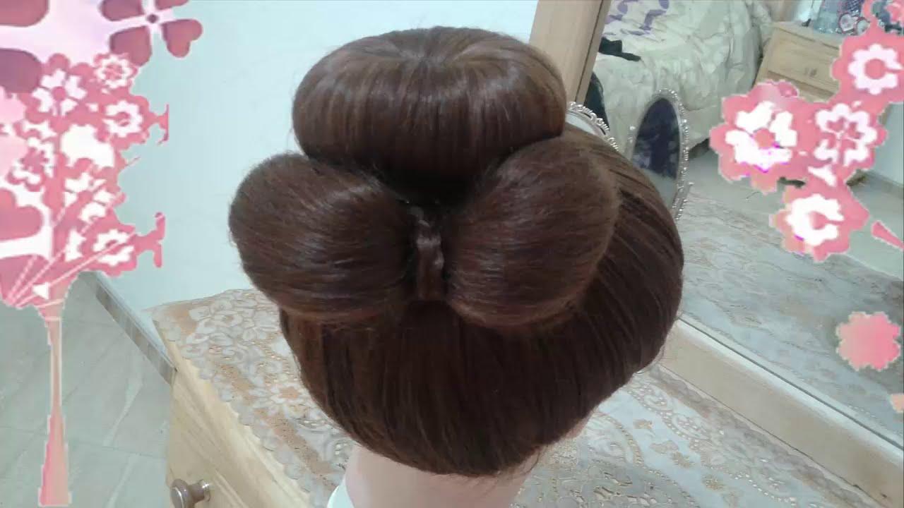 Peinados de mariposa 8 faciles para cabello largo bonitos - Peinados fiesta faciles ...