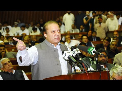 Nawaz Sharif Speech in National Assembly | Panama Papers - Express News