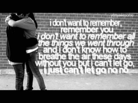 ''Can't Let Go - Claude [lyrics on screen] (prod. Jiroca)