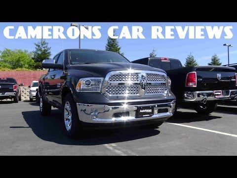 2016 Ram 1500 Laramie EcoDiesel 3.0 L V6 Review | Camerons Car Reviews