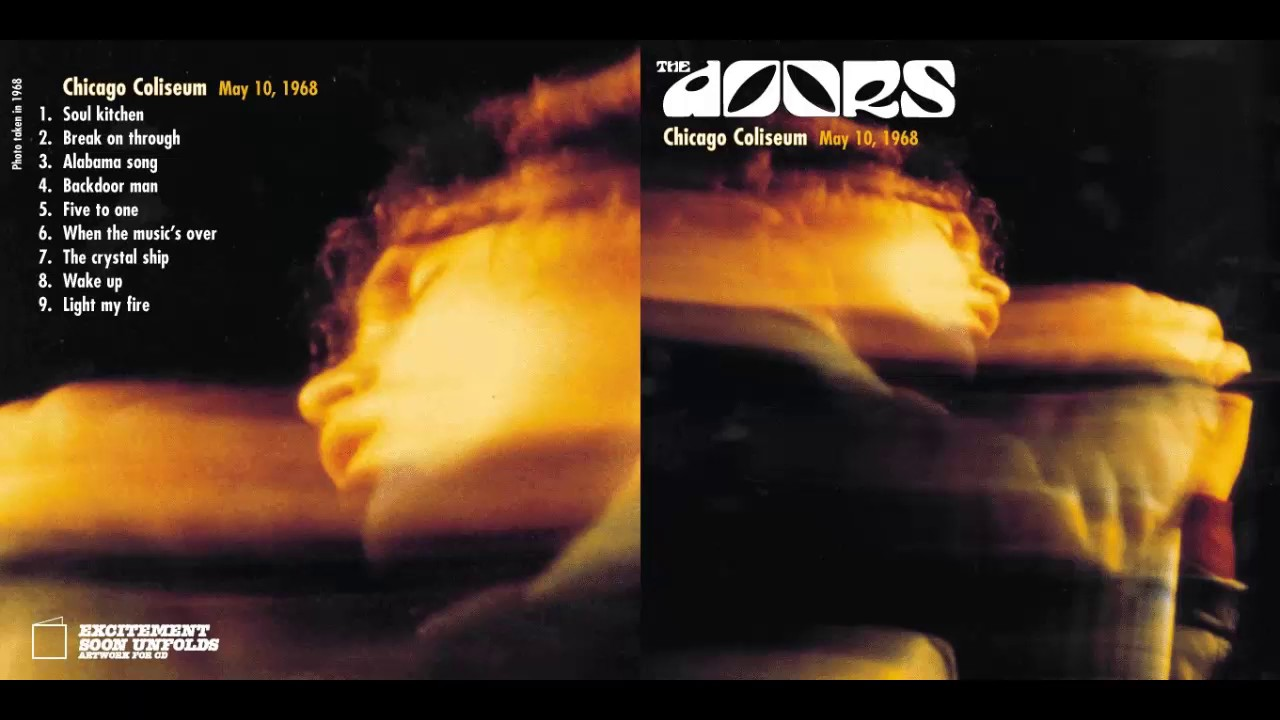 The Doors - Wake Up / Chicago Coliseum  May 10 1968 & The Doors - Wake Up / Chicago Coliseum  May 10 1968 - YouTube