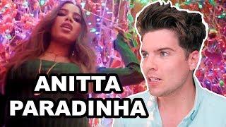 Baixar ANITTA - PARADINHA (OFFICIAL MUSIC VIDEO) REACTION