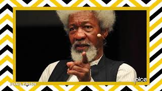 Mo Abudu Shares Email From Wole Soyinka And More  360 Daily