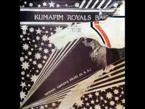 Download Kumapim Royal's Band – Ewiase : 80s GHANAIAN Highlife Folk Country Music FULL Afro Album Songs