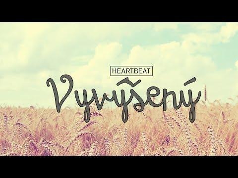 HEARTBEAT • Vyvýšený • text