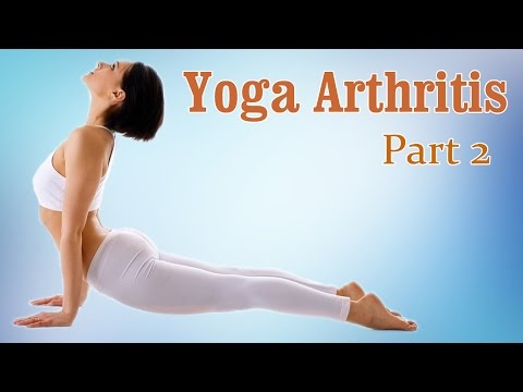 Yoga For Arthritis | Joint Pain Relief | Therapy, Exercise, Workout | Part 2