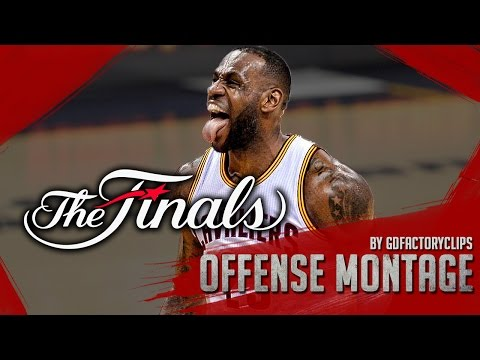 Thumbnail: LeBron James EPIC 2016 Finals MVP Highlights - BEST PLAYER ON THE PLANET!