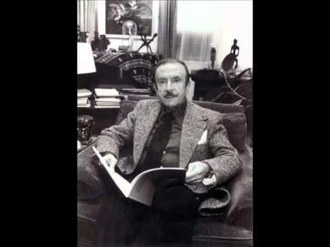 "Lesson with Claudio Arrau: Strauss ""Burleske""; student: Bennett Lerner (late '60s)"