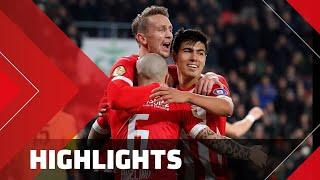 SAMENVATTING   PSV - Excelsior