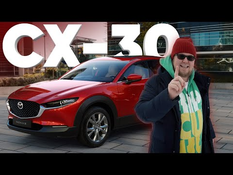 Mazda CX-30 - Большой тест-драйв