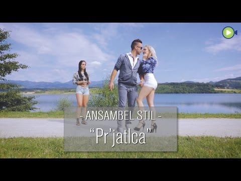 Ansambel Stil - Pr'jatlca [Official]