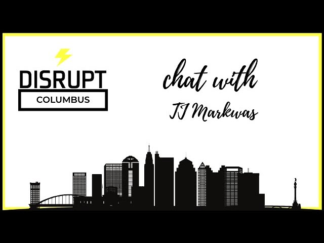 DisruptHRCbus Chat with TJ Markwas