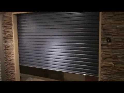 Garage Doors   Garador Roll A Door   Series R1   8u0027 Wide X 7u0027
