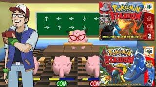 Top 10 Pokémon Stadium Mini Games