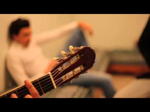 Saad Lamjarred FT Salah Kurdi - 'YA ENSAN' HD - Cover