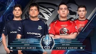 CLS -  Isurus vs Furious   - Apertura S5D1
