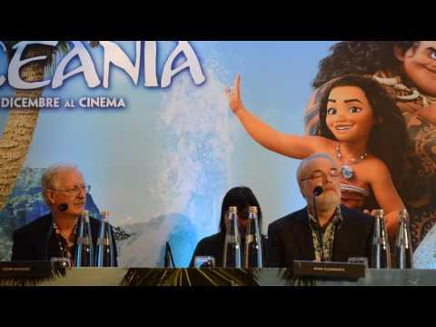 Ron Clements e John Musker: com'è nato Oceania