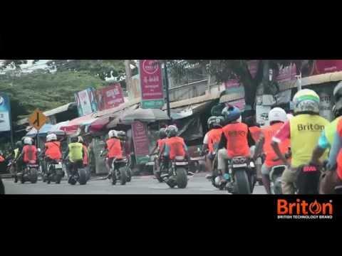 MZ familyz Mini Bike trip to Kompot and Kompong Som Cambodia