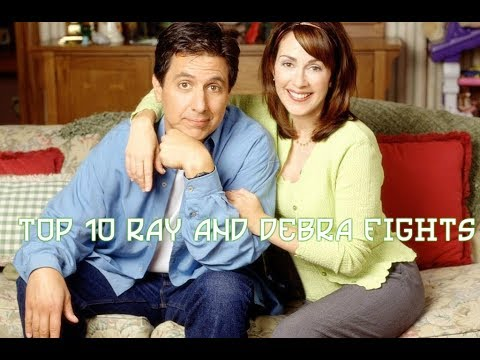 Top 10 Ray and Debra Fights in Everybody Loves Raymond