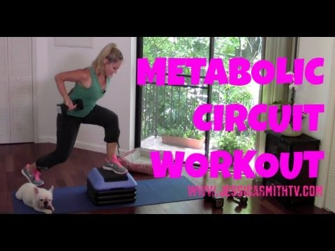 Calories, How to Burn Fat: Full Length Total Body Strength + Fat Burning Workout