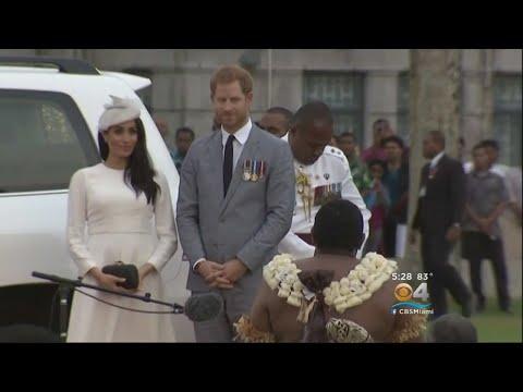 Fiji Gets Royal Visit