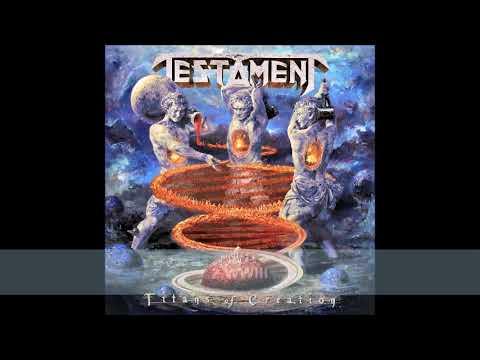 Testament   Titans of creation full album 2020
