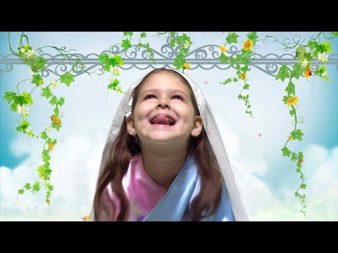 VIRGENCITA MARÍA | Canción infantil - Canta Maestra