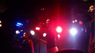 """LAING """"Pleite"""" - live am 19.3.2013 im Colos-Saal in Aschaffenburg"""